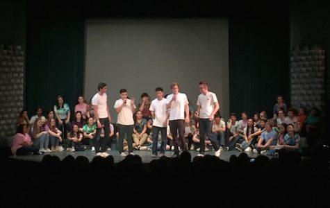 Choir rocks the Pops Concert