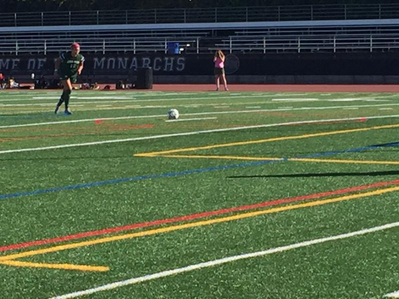 Girls' soccer loses in penalty kicks, eliminated from playoffs