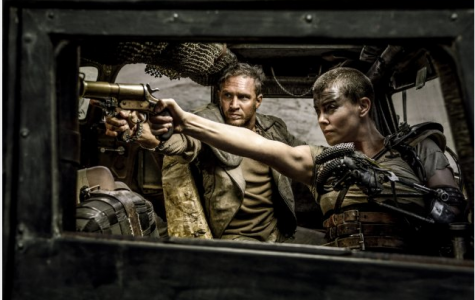Tom Hardy and Charlize Theron star in George Miller's action flick