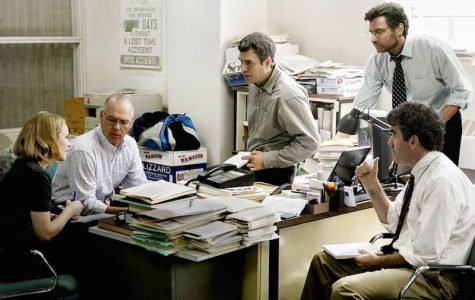 'Spotlight' shines a light on concealed injustice