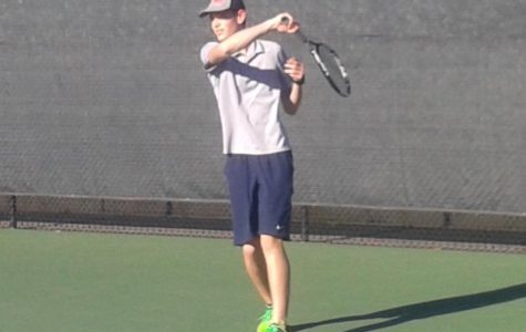 Boys' tennis faces rebuilding season