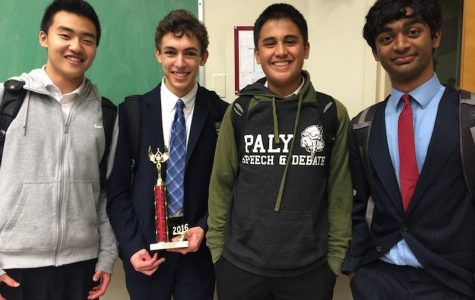 Paly debaters prevail at state qualifiers