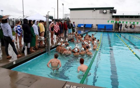 Slideshow: Boys' and girls' swimming defeats Homestead at first meet