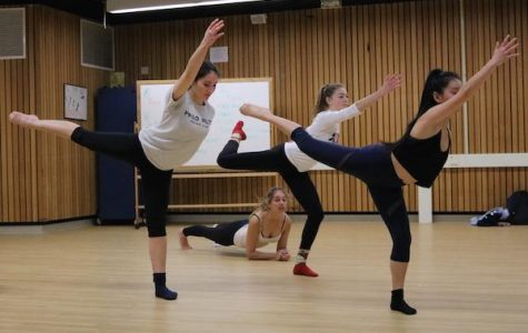 Dance team heads to nationals