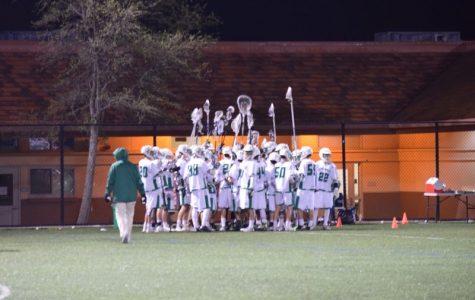 Boys' lacrosse defeats rival Menlo-Atherton