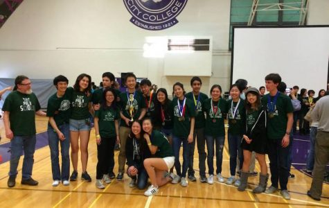 Science Olympiad wins regional competition, heading to States