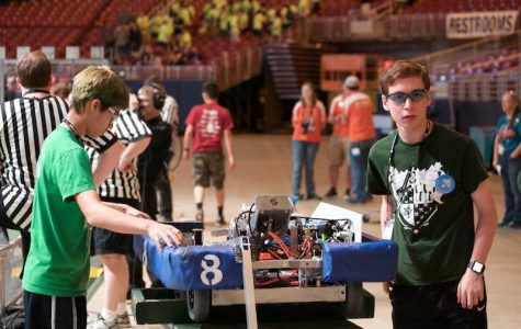 Robotics team excels at World Championships