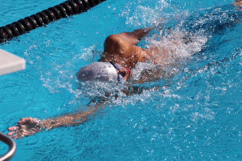 Slideshow: Girls swimming takes SCVAL title, boys place second