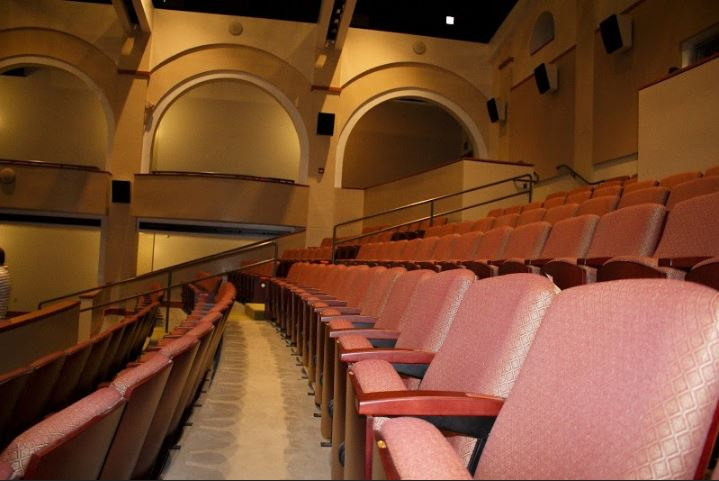 Buy a seat in the Performing Arts Center