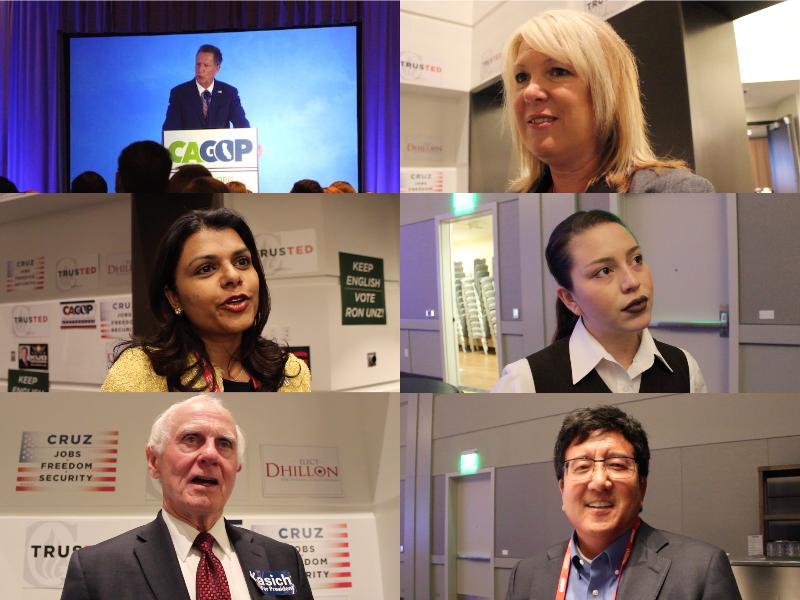 Verbatim: Republican convention attendees discuss 2016 election