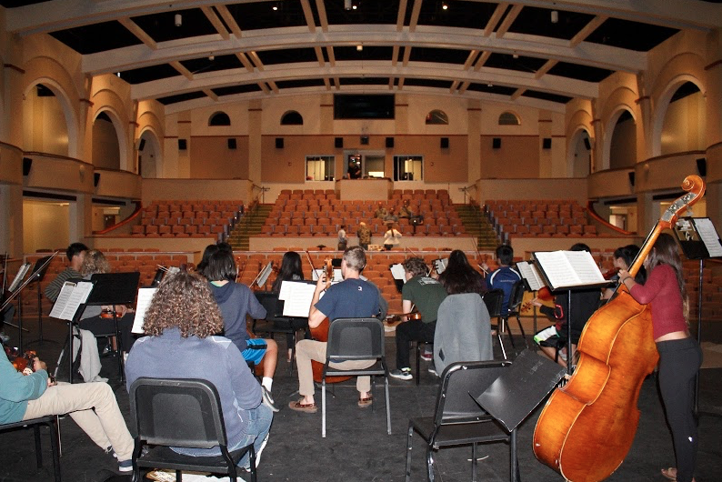 new performing arts center