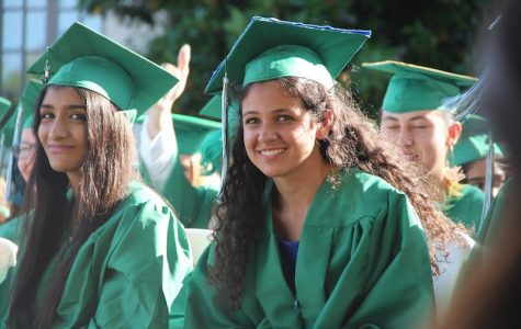 Slideshow: Senior commencement ceremony