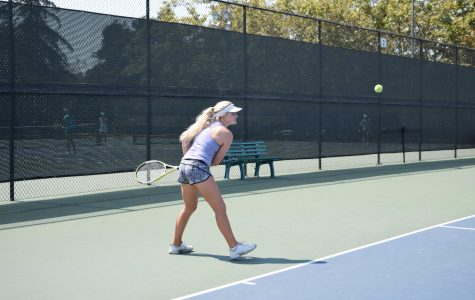 Girls' tennis looks to dominate season with young talent