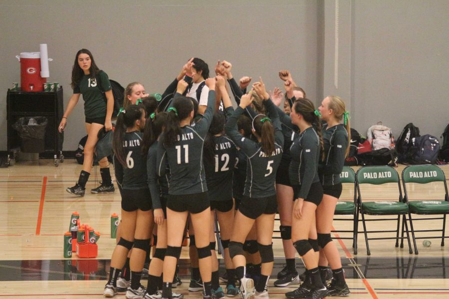 Volleyball season preview: Varsity team shoots for NorCals