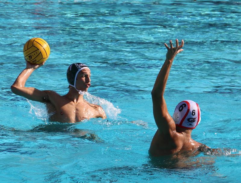 Slideshow: Boys' and girls' water polo vs. Gunn