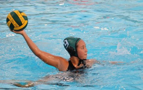 Girls' water polo falls against rival Gunn