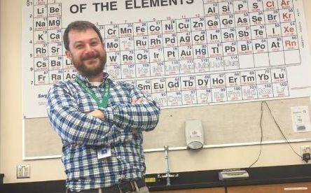 Meet the teachers 2016: Science part 1