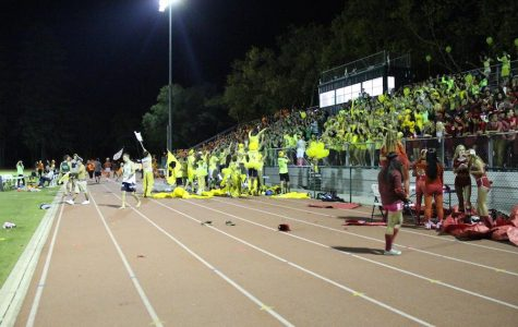 Video: Night Rally thrills crowd with hamster balls, neon