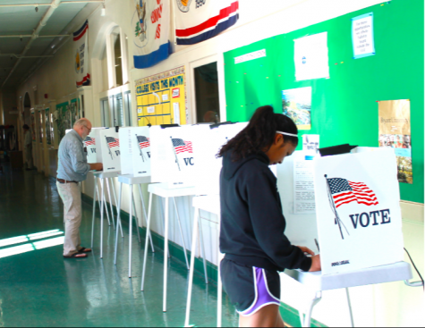 Paly students: Who's voting and why