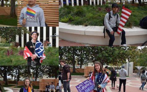 Verbatim: Vikings share motivations for attending peace march