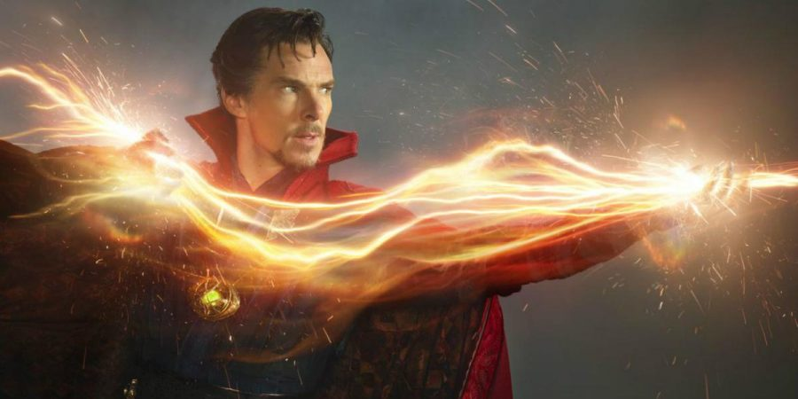 With a mix of wry wit and cool composure, Benedict Cumberbatch perfectly plays the role of the movies titular character.