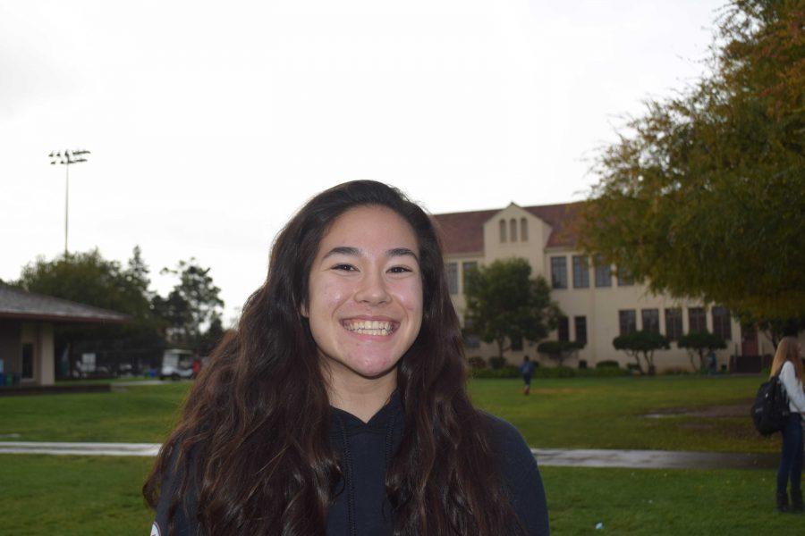 Meet the captains of winter athletics: Lauren Koyama