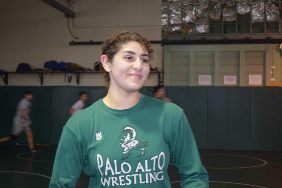 Meet the captains of winter athletics: Sara Aguilar