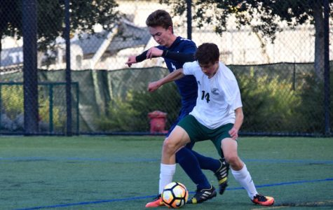 Boys' soccer defeats Carlmont