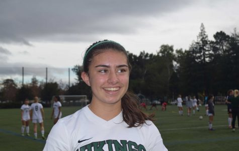 Meet the captains of winter athletics: Emily Tomz