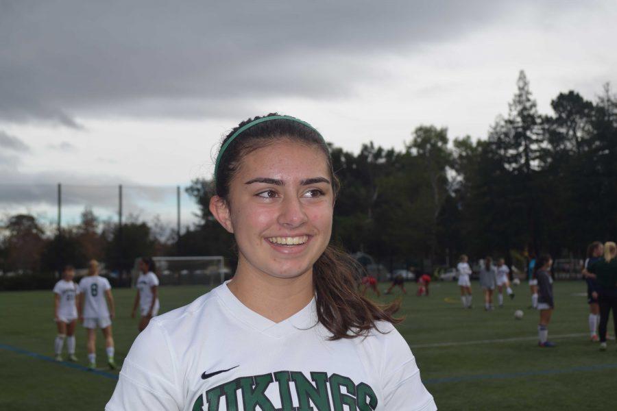 Meet the captains of winter athletics: Emily Tomz