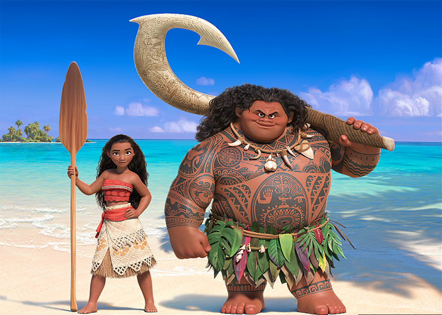 'Moana' will flow its way into your heart