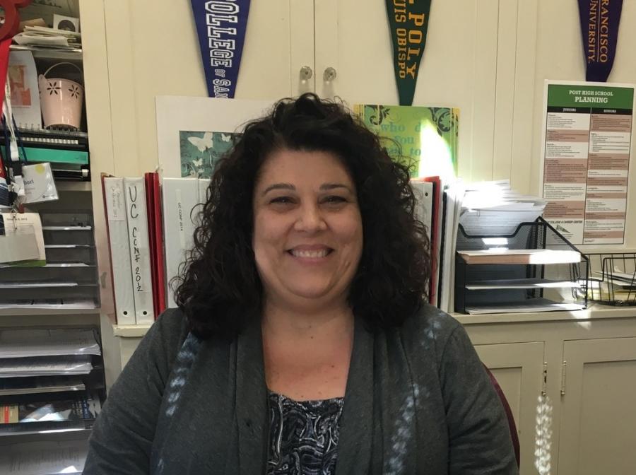 Coffee Chats: College counselor Sandra Cernobori
