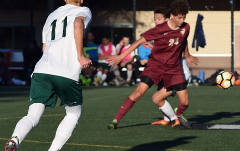 Boys' soccer to face Burlingame in preseason game