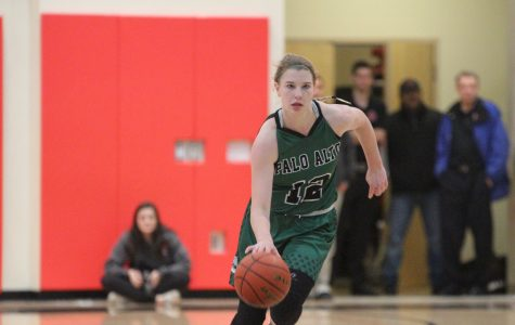 Girls' basketball maintains hot streak against Gunn