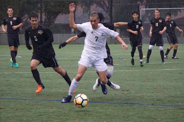 Game recap: Boys' soccer vs. Mountain View ends in shutout