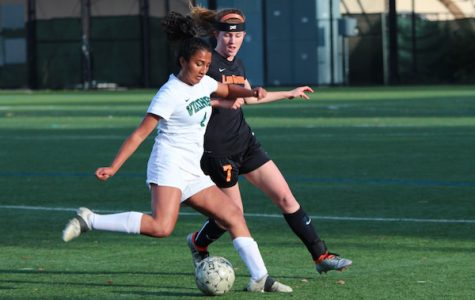 Girls' soccer plays out an unexpected tie against Los Gatos