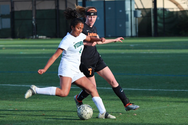 Girls soccer plays out an unexpected tie against Los Gatos