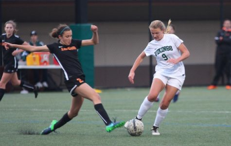 Girls soccer to face Pioneer in CCS open division