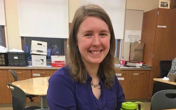 Coffee Chats: Economics teacher Katie Smiley