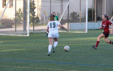 Girls Soccer battles Homestead on Senior Night