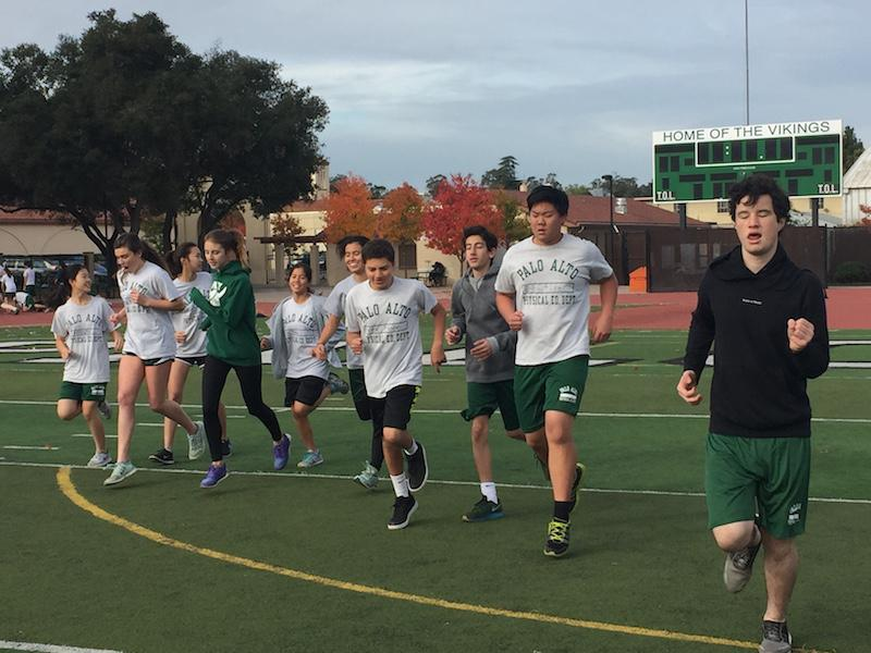 Column: How I survived as a senior in PE - The Paly Voice