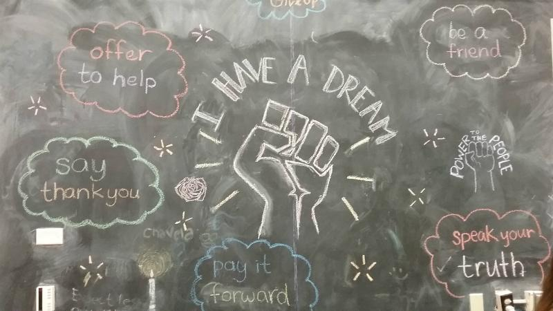 School celebrates Black History Month
