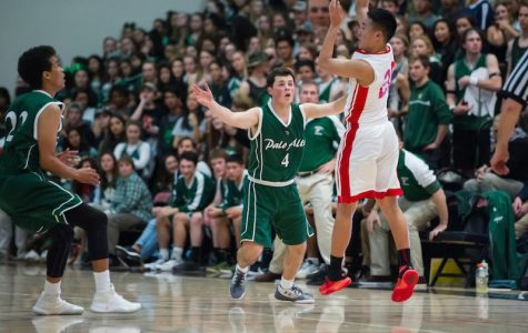 Jared Wulbrun: Boys' basketball's newest weapon