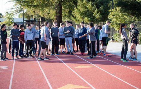 Track and Field team, under new coaches, kicks off season