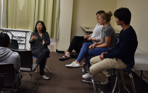 Profile: Meet Helen Lei, Paly's resident behavioral health specialist
