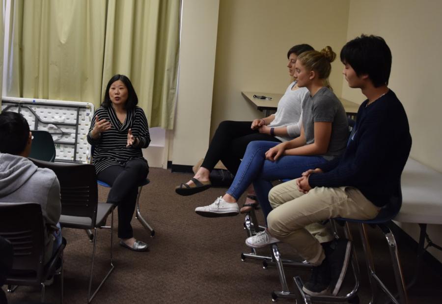 Profile: Meet Helen Lei, Palys resident behavioral health specialist