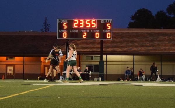 Girls' lacrosse looks to bounce back from rivalry loss