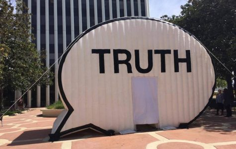 Finding the truth: The Truth Booth stops by Palo Alto