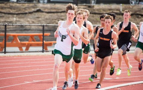 Paly boys' varsity track team looks to continue undefeated season against Gunn