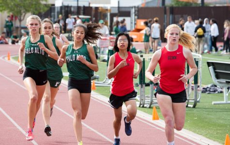 Track romps to victory against Gunn, capping winning season